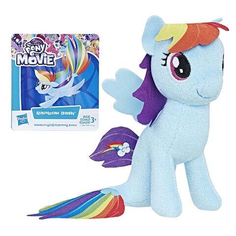 File:MLP The Movie Rainbow Dash Small Seapony Plush.jpg