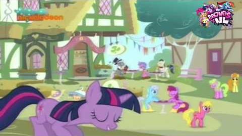 Morning in Ponyville Dutch