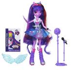 Muñeca cantante de Twilight Sparkle Equestria Girls Rainbow Rocks