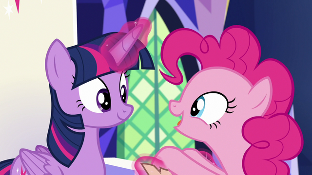"""File:Pinkie Pie """"Prince Rutherford is officially"""" S7E11.png"""