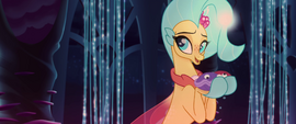 "Princess Skystar ""it's probably for the best"" MLPTM"