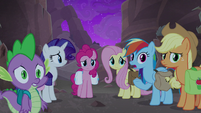 "Rainbow ""maybe he was wrong"" S8E25"