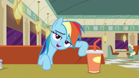 "Rainbow Dash ""not clothes"" S6E9"
