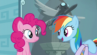 Rainbow Dash --I just have to train for this show-- S6E7