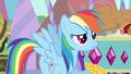 Rainbow Dash where she go S3E1.png