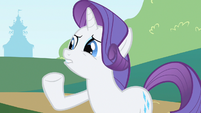 Rarity something new S1E20