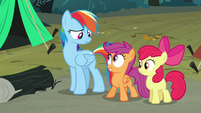 Scootaloo 'Of course!' S3E06