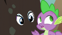 """Spike """"she could've told Garble about you"""" S6E5"""