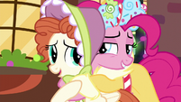 Spirit of HW Presents giving Pegasus mare a hug S6E8