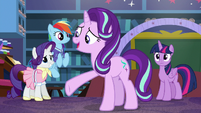 Starlight -don't have that much in common- S8E17