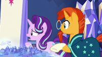 Starlight Glimmer unsure of Twilight's idea S7E25