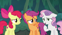 """Sweetie Belle """"when romance is involved"""" S9E23"""
