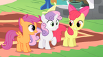 Sweetie Belle 'creature catchers!' S01E17