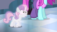 Sweetie Belle crying -noooo!- S4E19