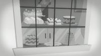 The cakes of the Cinnamon Chai's Tea and Cake Shop S5E15