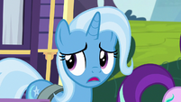 """Trixie """"could get tricky"""" S8E19"""