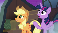 "Twilight ""they must look different now"" S8E21"