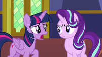 Twilight Sparkle -yes, I did!- S7E14