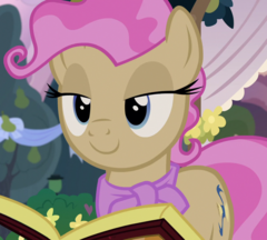 Young Mayor Mare ID S7E13