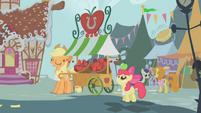 A tenda de maçã T1E12