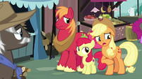 "Applejack ""we're not here for that"" S7E13"