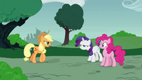 """Applejack """"you wanted me to be a judge"""" S7E9"""