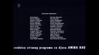Bosnian ending credits 7
