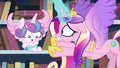 Cadance about to grab Flurry Heart S6E2.png