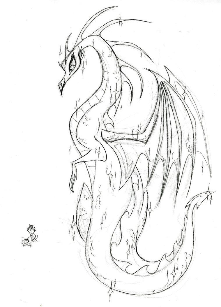 Uncategorized How To Draw A Small Dragon dragons my little pony friendship is magic wiki fandom powered dragons