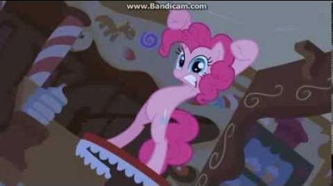 Evil Enchantress Estonian language Pinkie Pie versioon