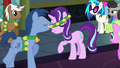 Noteworthy gives Starlight a bell collar S6E8.png