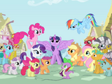 My Little Pony Tema de Abertura