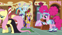 Pinkie -you're not taking out ALL of the fun- S5E21