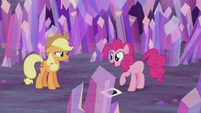 "Pinkie Pie ""time to hide the presents!"" S5E20"