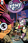 Ponyville Mysteries issue 1 cover RI-A