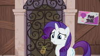 "Rarity ""is this the right location?"" S6E3"