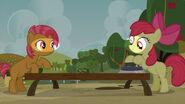 S03E08-error Ojos de Apple Bloom