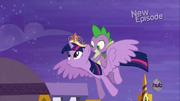 S04E01 Twilight i Spike