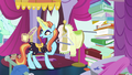 """Sassy Saddles approves of """"Spring-sition"""" S7E6.png"""