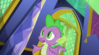 Spike -I can't-- S8E24