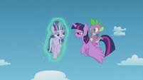 """Starlight """"you are about to find out"""" S5E25"""