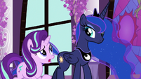 Starlight -your sister doesn't get that luxury- S7E10