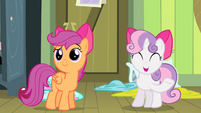 """Sweetie """"we know exactly where she is"""" S4E17"""