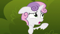 "Sweetie Belle ""I guess we've gotta ask her"" S6E19"