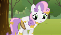 Sweetie Belle 'Maybe we should do something' S1E23
