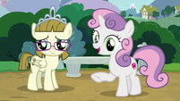 Sweetie Belle -what do you see-- S7E6