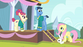 Torch Song greets Fluttershy S4E14.png