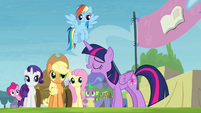 "Twilight ""treat me as anything special"" S4E22"