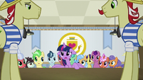 Twilight -how can anypony learn friendship- S8E16