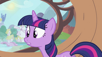 "Twilight Sparkle ""Tar-dy"" S2E03"